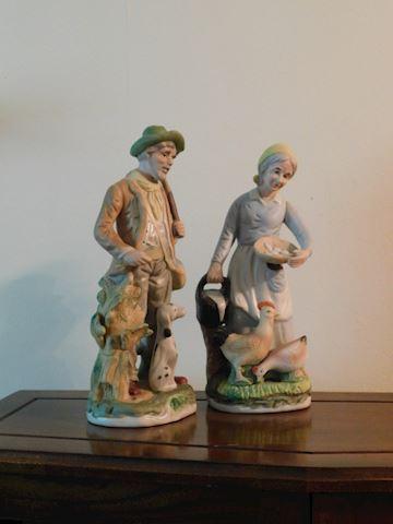 178 Porcelain Statues