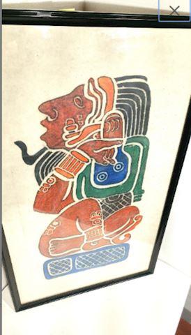 Original Art Mayan