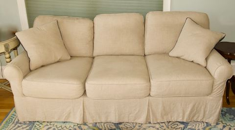 CR Laine Living Room Couch