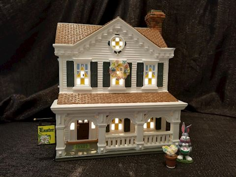 Department 56 Year Round Holiday House