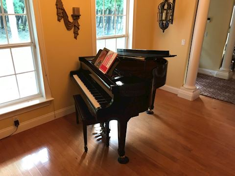 Pearl Baby Grand Player Piano