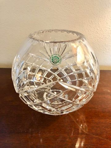 Galway Irish Crystal Vase