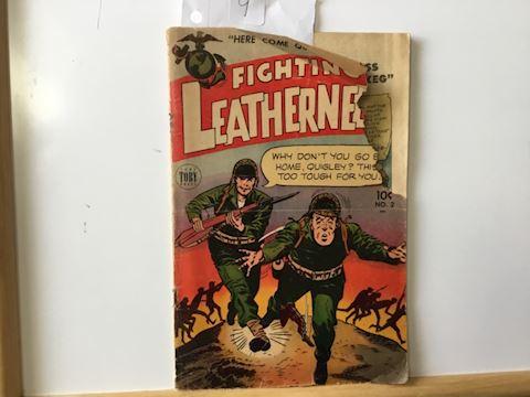 Lightening leathernecks