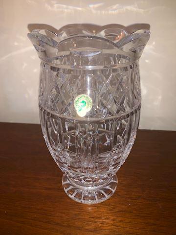 Large Waterford vase