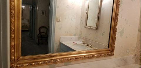 """MB1...400   01   """"Bathroom Mirror"""""""