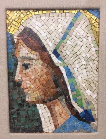 "Micro Mosaic ""Modonnina"