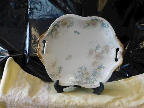 Theo. Haviland Limoges France Handled Platter