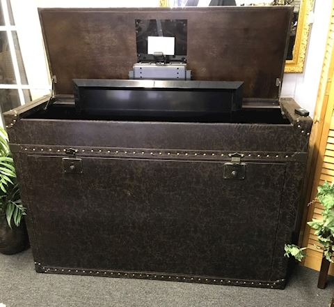 Touchstone Electric TV Cabinet