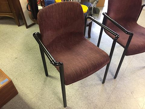 Herman Miller Stacking Chair Retro Set of 22