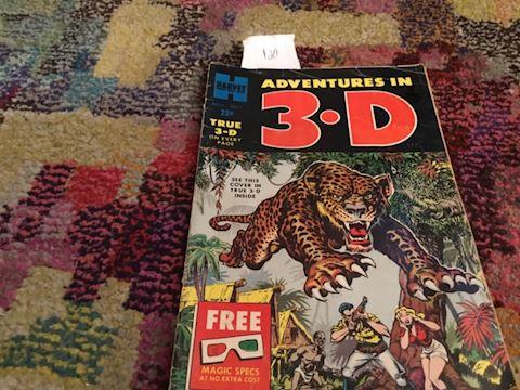 Adventures in 3 d