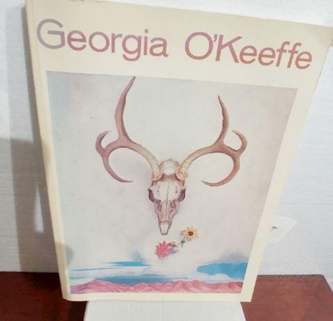 Georgia O'Keeffe Art