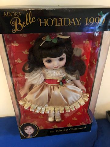 Doll new in box