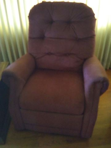 Reclining Power-lift Chair