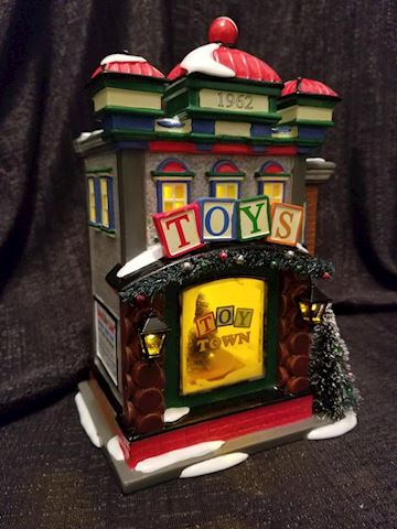 Department 56 Toy Town Toys