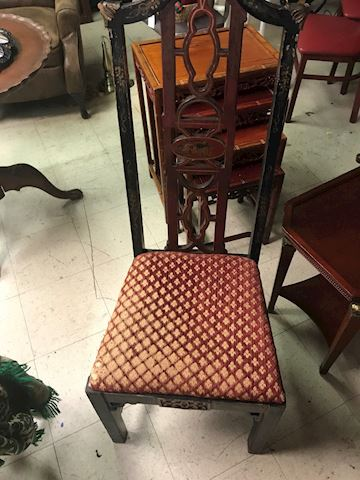 ChineseStyle Schlingua Chipendale Chair