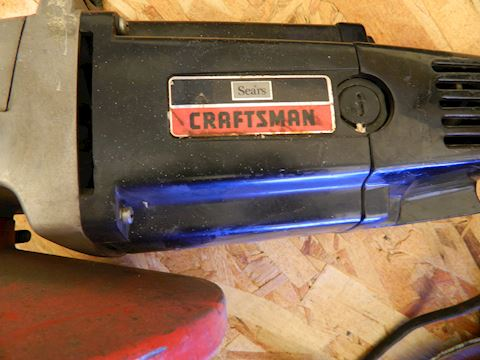 Craftsman Electric Cutter