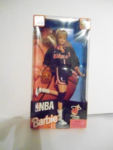 Miami Heat Barbie
