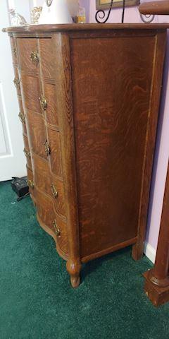 Gorgeous Antique Oak Dresser AMAZING