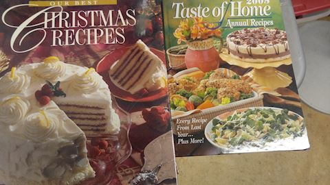 #6 Southern Living Cook Books