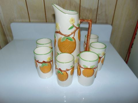 Napcoware Pitcher Set