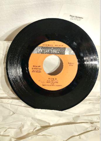 Album Vinyl Frank Sinatra