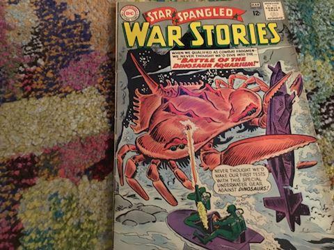 War stories 107