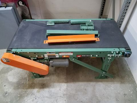 Roach Powered Belt Conveyor