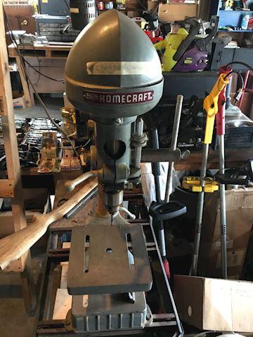 Homecraft drill press