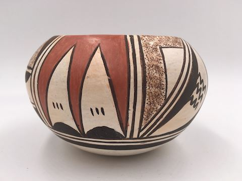 Native American Hopi Pottery - Nancy Lewis