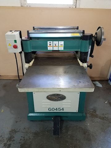 GRIZZLY - G0454 - 20 Inch Planer