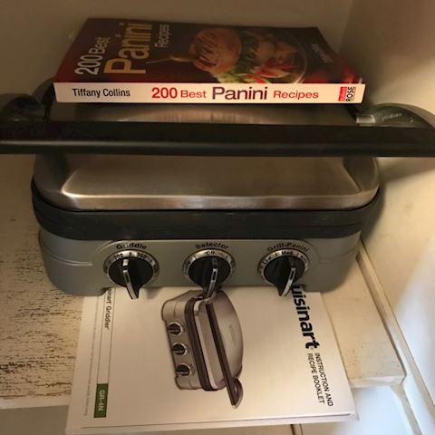 Panini maker