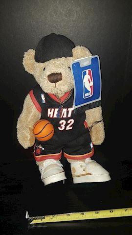 Miami Heat Shaq #32 Bear