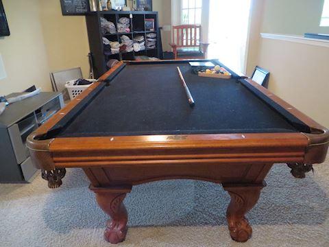 Pool Table-American Heritage