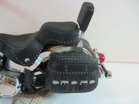 Franklin Mint Harley Harley Davidson Softail 1:10
