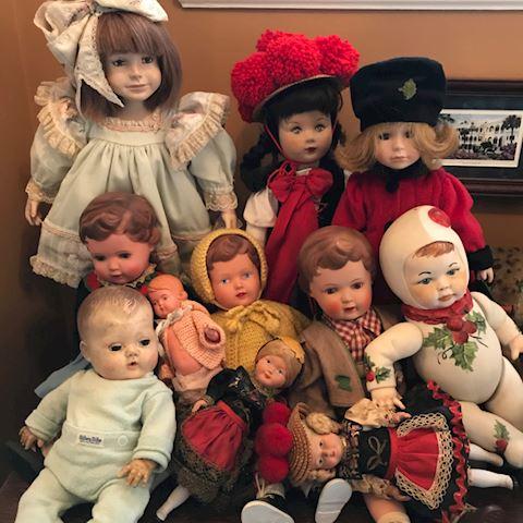 Vlasta & Big Doll Lot