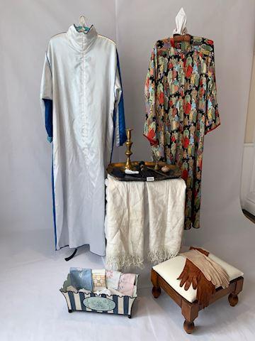 Lot 0086  Kimono lot