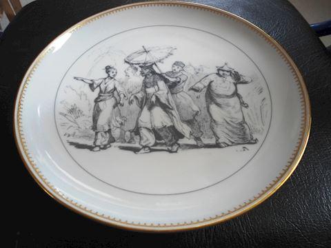 "Bing and Gundahl ""Nattergalen"" Plate"
