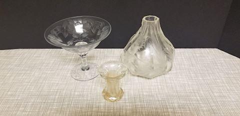 Liv   652   Misc Glass Ware