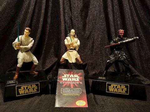 Star Wars Interactive Bank Set of 3