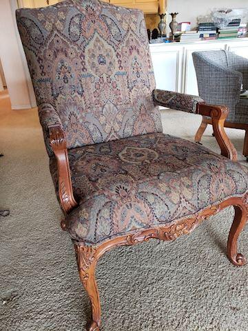 Baker Furniture Co. Arm Chair