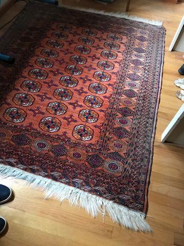 4 x 6 Persian rug