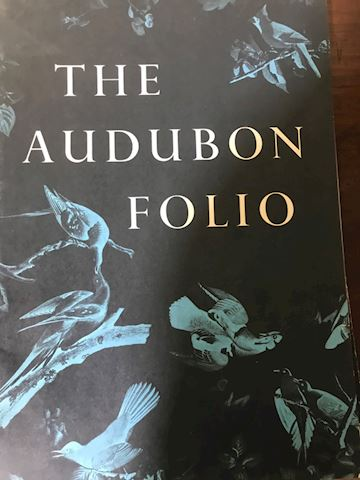 Liv.  583.  The Audubon Folio Prints  (Birds)