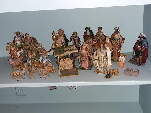 MB  336  Nativity Scene