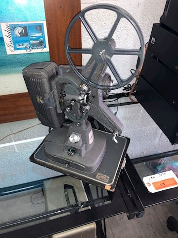 Keystone 109 Automatic Projector