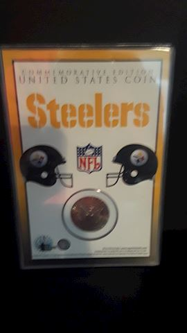 Pittsburgh Steelers Coin