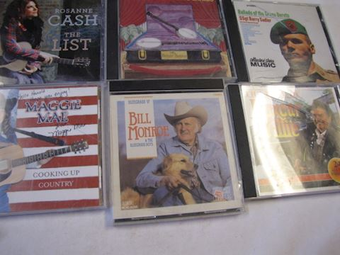 Cds From American Performers
