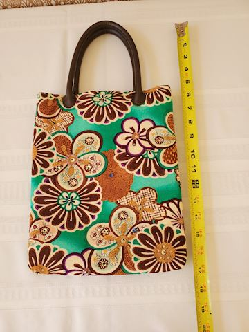 Japanese beaded purse