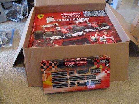 Ferrari Champs Race Set