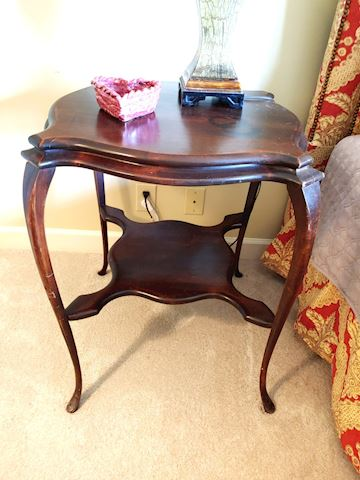 End Table Foyer