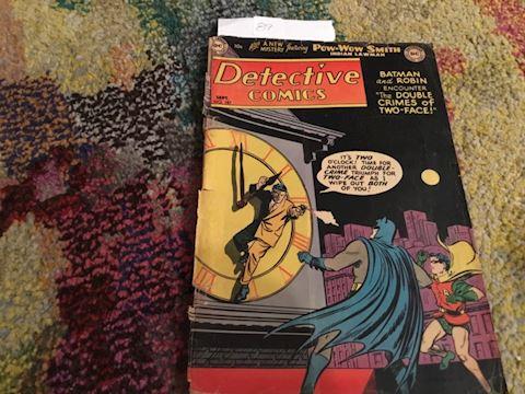 Detective comics 187